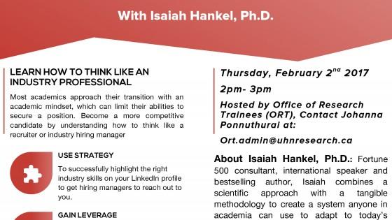 Microsoft Word - Flyer 4 for UHN.docx