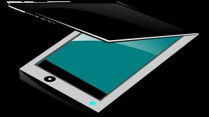 digital illustration of tablet