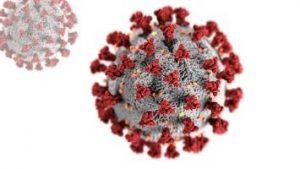 Coronavirus (Covid-19) 3d image