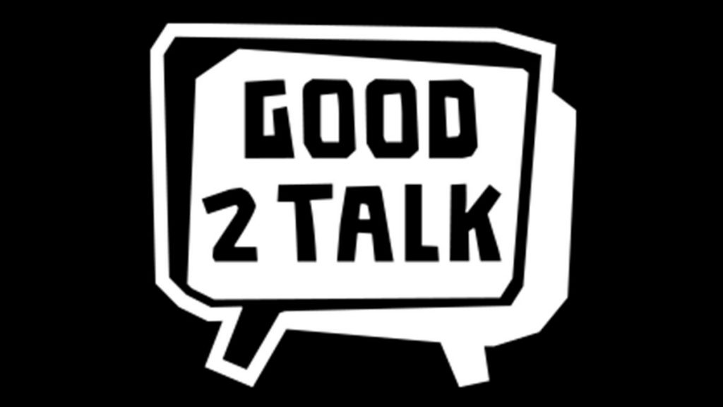 good 2 talk logo