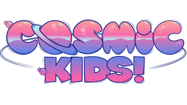 Cosmic kids logo