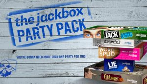 the jackbox party pack graphic