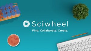 sciwheel logo design