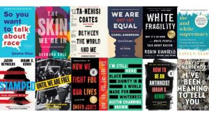 covers of various books