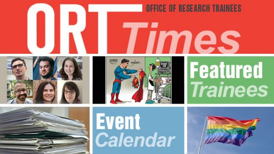 UHN Trainees ORT Time News banner
